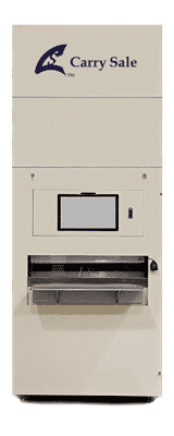 Carry Sale Vending Machine