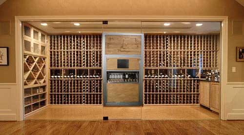 shelving-unit-in-cellar